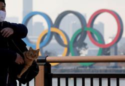 Olympics-IOC board to mull Tokyo matters - but not cancellation