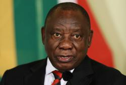 Stop hoarding COVID-19 vaccines, South Africa's Ramaphosa tells rich nations
