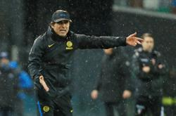 Soccer-Conte handed two-match ban after sending off at Udinese