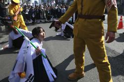 Sincerity can close 'comfort women' case