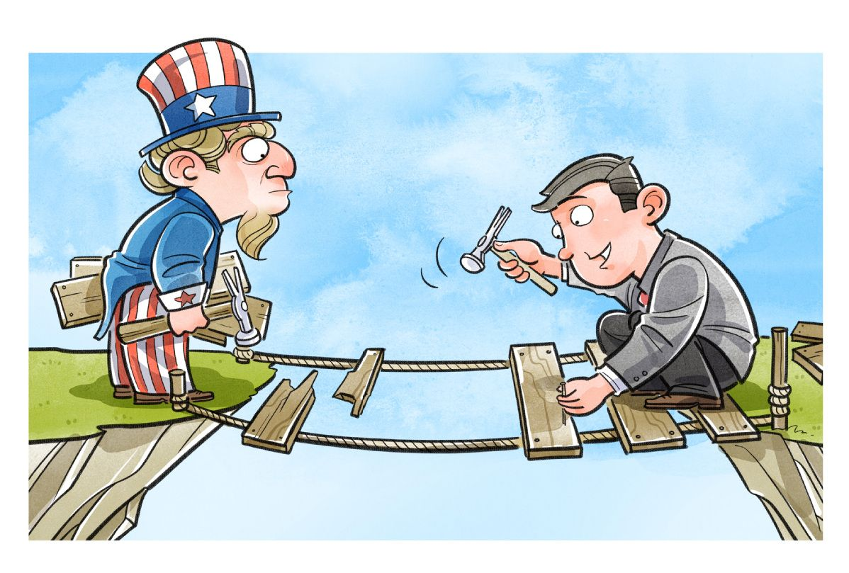 Is Biden's China team fit for the job?: China Daily contributor