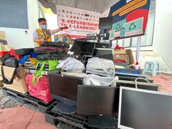 Seek reps' help if in need of laptops, students urged