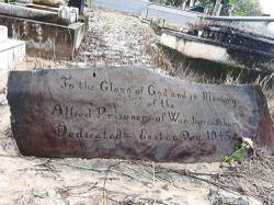 A bit of WWII history resurfaces in Sarawak