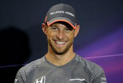 Button goes back to driving school ahead of Extreme test