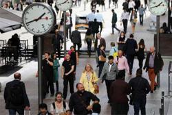 UK job market better than feared during November lockdown