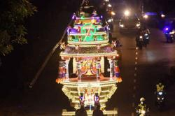 Police close several roads in Gombak for Thaipusam chariot journey