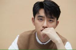 Watch singer D.O. of K-pop group EXO perform 'That's OK' live
