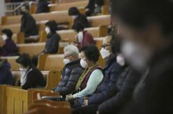 S. Korea reports big jump in Covid-19 cases in Christian schools
