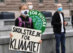 Greta Thunberg's generation most likely to believe climate change is a crisis - poll