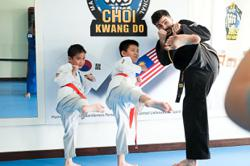 Martial arts can help relieve stress during MCO