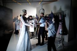 What's a fashion designer to do during a pandemic? Turn to film directing