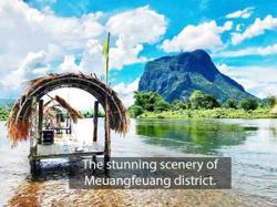 Lao provinces suffer tourist slump as pandemic deepens