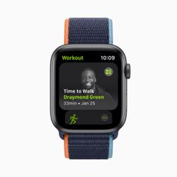 Apple brings inspiring celebrity stories to your daily walk