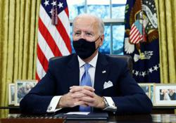 A 'transitory way to govern': Biden reverses Trump's orders with the stroke of a pen