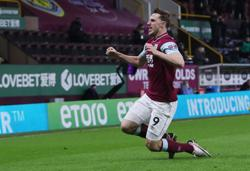 Wood strikes late as Burnley fight back to sink Villa