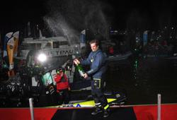 Sailing: Dalin first to complete Vendee Globe race but awaits final result