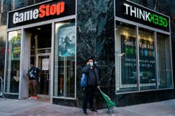 Retail darlings dented after Reddit group briefly shuts doors