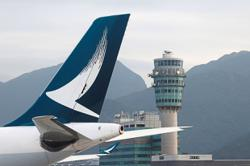 Cathay Pacific raises US$870mil in convertible bonds to shore up liquidity, shares fall