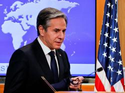 U.S. will stand with Southeast Asian countries against Chinese pressure: Blinken