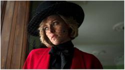 First look: Kristen Stewart as Princess Diana in 'Spencer'