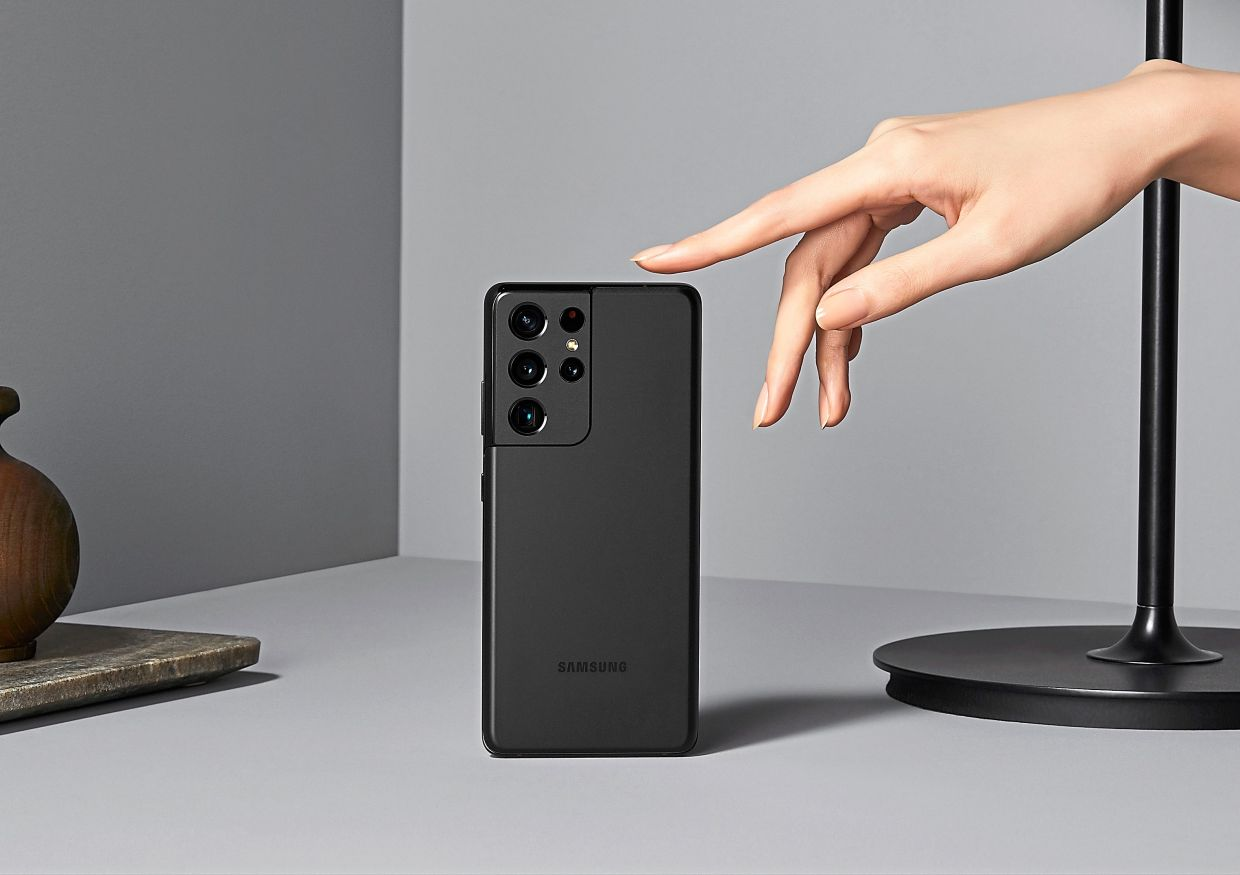 The matte black finish is nice to the touch and, more importantly, is not a fingerprint magnet.