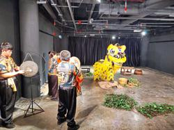 Lion dance troupes hope MCO will end soon so they can perform at gigs for CNY