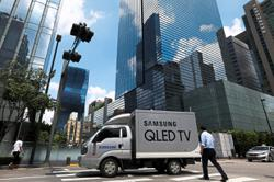 Samsung sees stronger phone sales in Q1