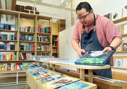 Local indie bookstores sold more books, but need to dig deep to survive MCO