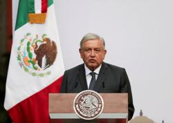 Mexican president almost free of COVID-19 symptoms, official says