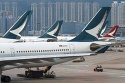 Cathay Pacific to raise US$870mil in convertible bonds to shore up liquidity