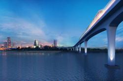 Singapore awards contract for S'pore-Johor RTS Link viaduct and tunnels