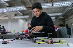 Taylor's Robotics programme prepares students for an era of artificial intelligence