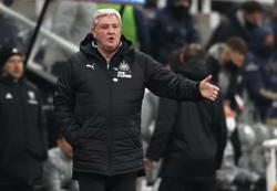 Soccer-Newcastle's Bruce says he is not bulletproof amid dismal run