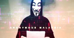 Police open investigation paper on 'Anonymous Malaysia'