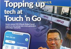Touch 'n Go sets strong tech goals