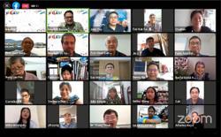 Science fair goes virtual