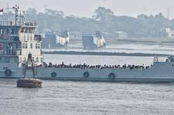 More Rohingya sent to remote island