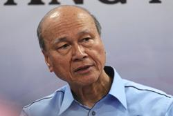 Lee Lam Thye: Provide more budget allocations for CCTVs to fight crime