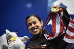 Nicol David on the cusp of being named greatest athlete of all time