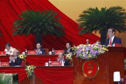 Vietnam ruling Communist Party chief Trong re-elected for 3rd term