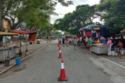 No relocation for Bandar Sg Long morning market