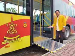 'Improving accessibility key to encouraging more to use public transport'