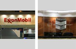 Exxon, Chevron CEOs discussed merger in