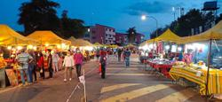 Tale of two night markets