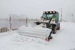 U.S. Northeast pummeled by one of worst winter storms in years