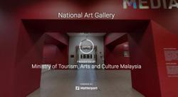 Stay home and tour the National Art Gallery's virtual exhibitions