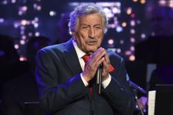 Diagnosed with Alzheimer's, Tony Bennett continues recording with Lady Gaga