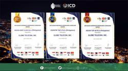 Philippine telco Globe feted at Asean Corporate Governance Scorecard