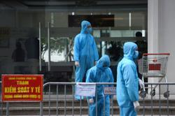 Vietnam confirms latest virus outbreak is more contagious UK variant