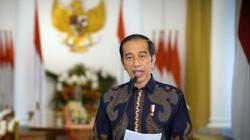 President Joko Widodo launches Indonesia's largest Islamic bank